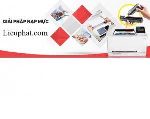 Nap muc may in hp